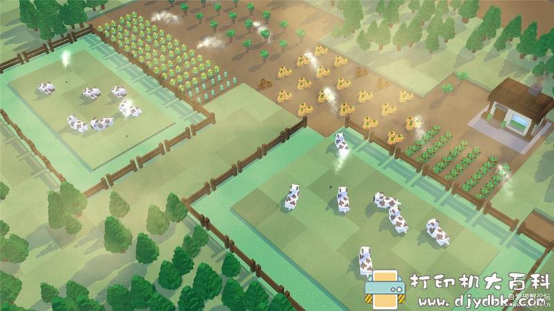 PC游戏分享:《桌面农场》上班摸鱼小游戏 配图 No.2