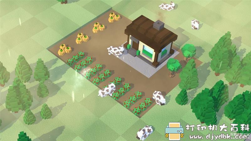 PC游戏分享:《桌面农场》上班摸鱼小游戏 配图 No.3
