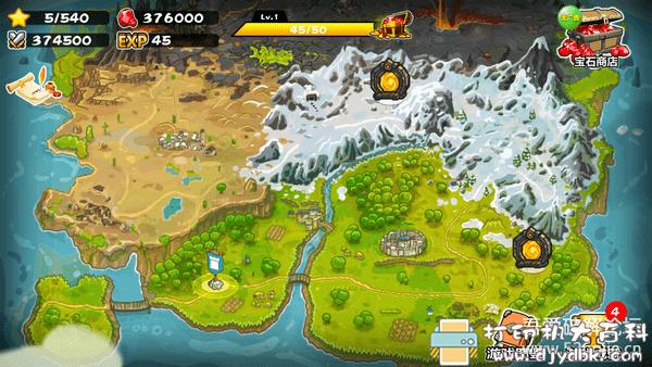 分享三款安卓游戏:保卫部落v1.7.6+忍者神龟传奇v1.15.3+剑魂2.6.3 配图 No.3