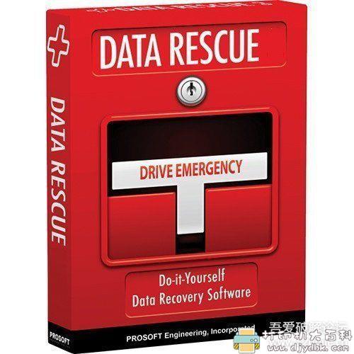 [Windows]数据恢复大师电脑版 Prosoft Data Rescue Pro官方正式版V6.0.1 配图 No.1