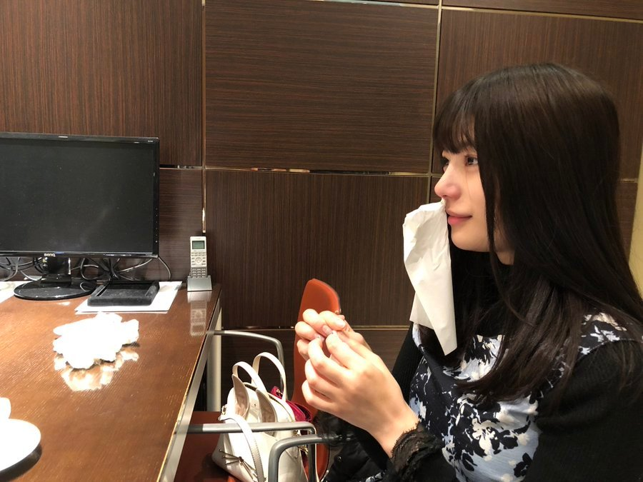日本美少女枫可怜(楓カレン),颜值高扮鬼脸都这么迷人 发现美