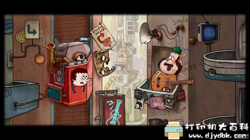 PC休闲游戏分享:【一路One Way: The Elevator】 配图 No.5