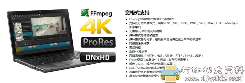 [Windows]开源免费跨平台视频剪辑软件 Shotcut V20.07.11 x64 中文多语免费版 配图 No.3