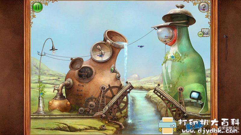 PC游戏分享:【冒险解谜】《小星球大爆炸》免安装中文版 配图 No.3