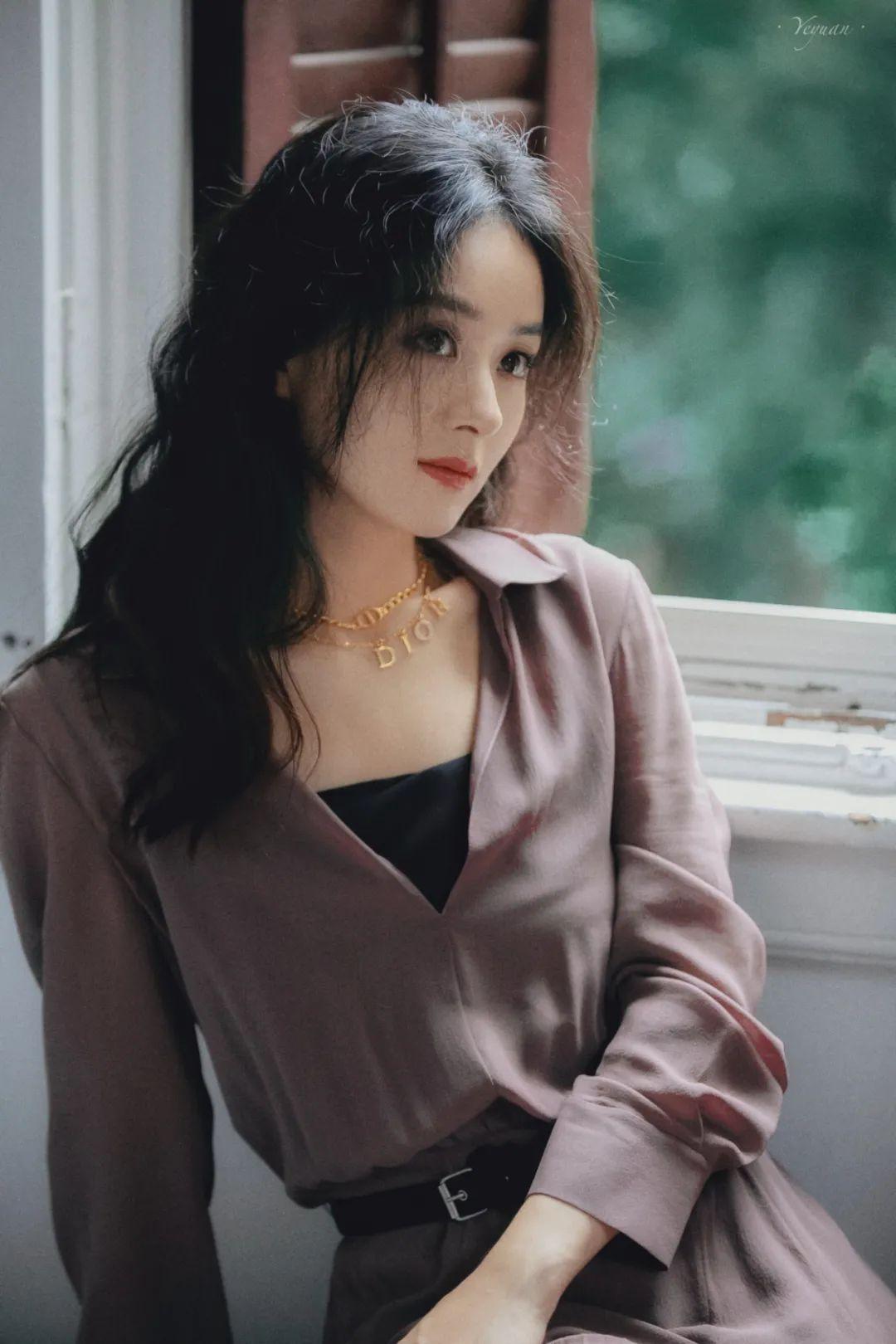 妹子写真 – 赵丽颖和赵露思,都是灵气十足的小仙女啊_图片 No.8