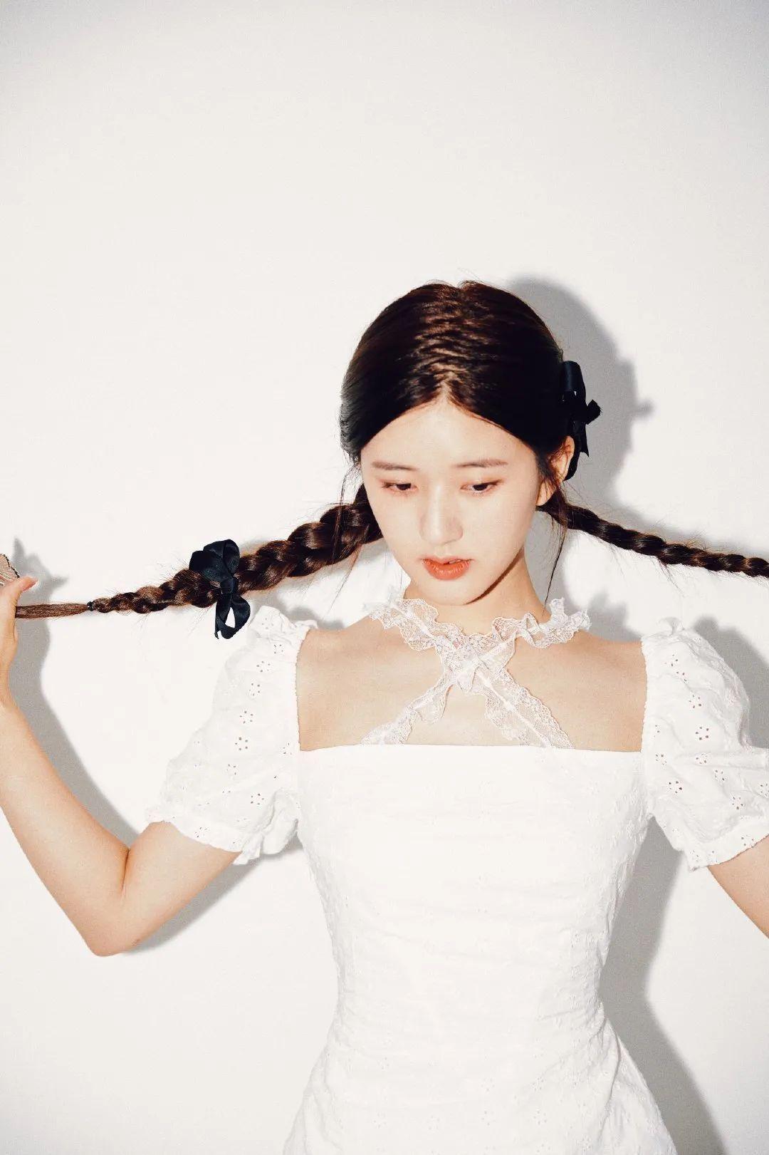 妹子写真 – 赵丽颖和赵露思,都是灵气十足的小仙女啊_图片 No.14