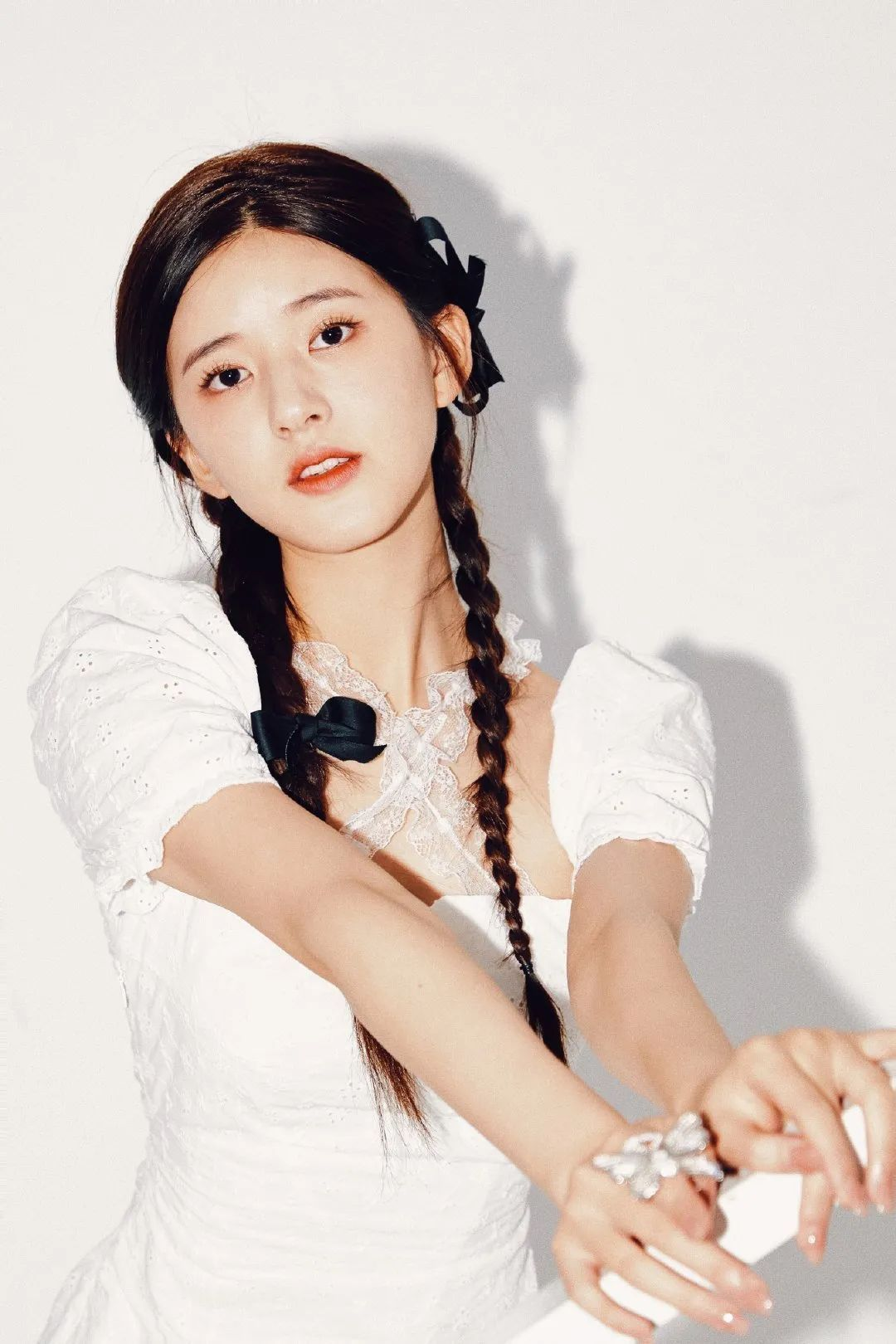妹子写真 – 赵丽颖和赵露思,都是灵气十足的小仙女啊_图片 No.20