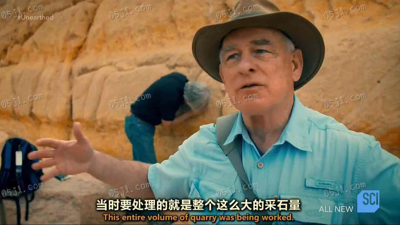 【英语中英字幕】历史探秘纪录片:狮身人面像的隐秘历史 Unearthed: Secret History of the Sphinx (2017) 全1集 高清720P图片 No.2