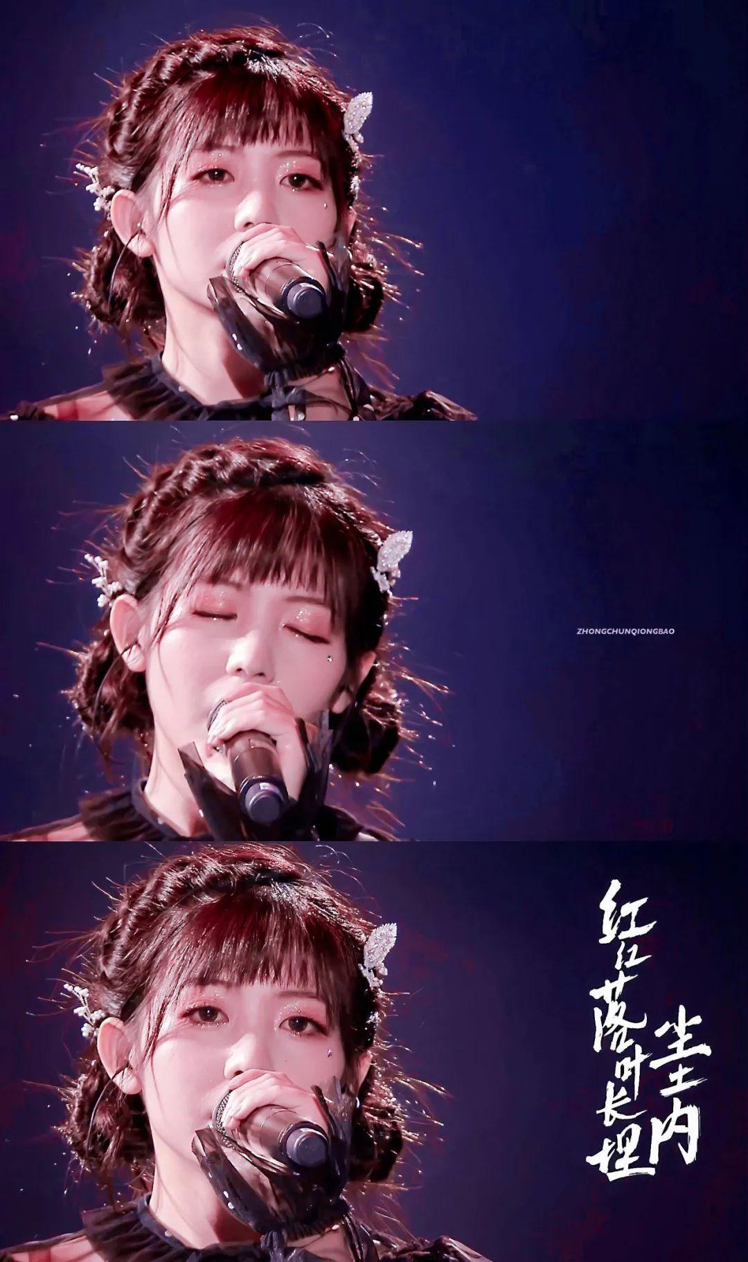 妹子写真 – 女王范的刘亦菲和傻白甜的赖美云,你更喜欢哪一位?_图片 No.14