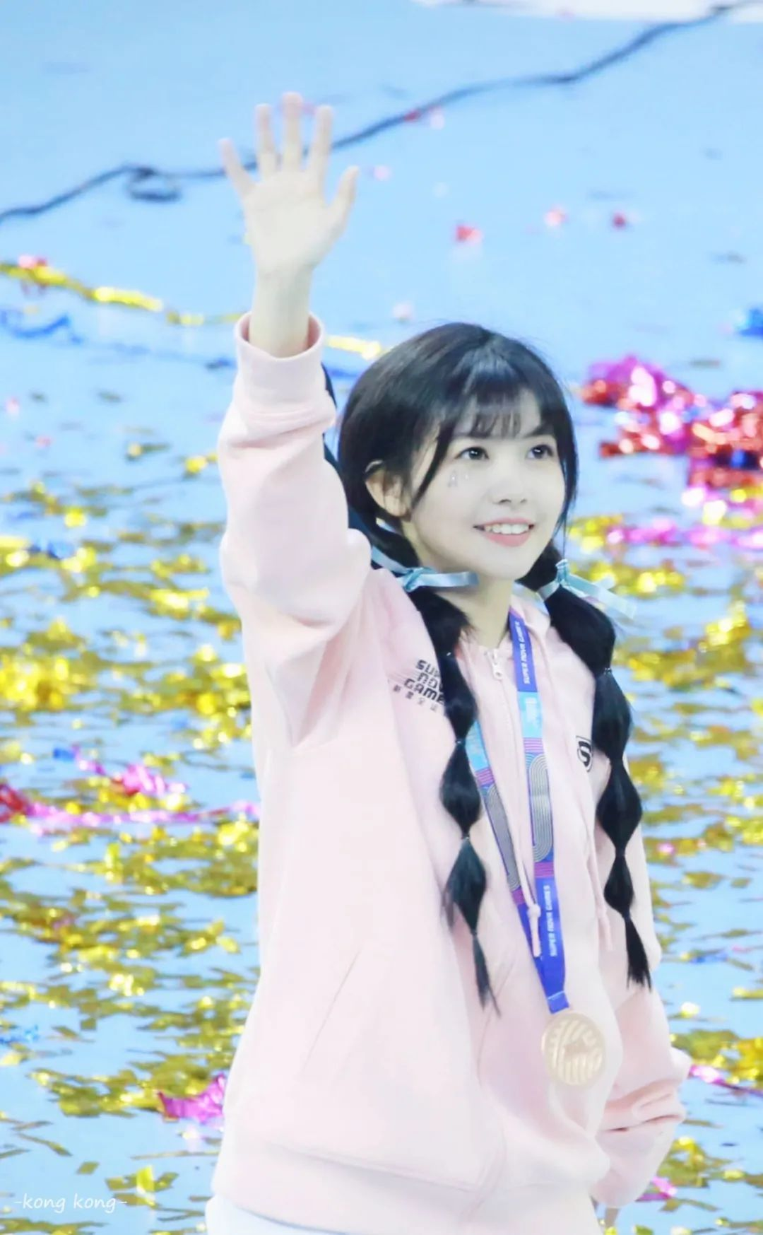 妹子写真 – 女王范的刘亦菲和傻白甜的赖美云,你更喜欢哪一位?_图片 No.17