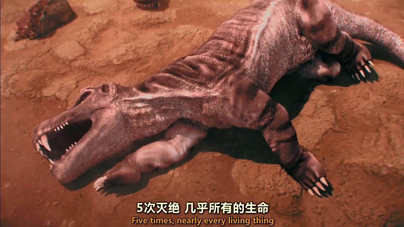 【英语中英字幕】法国纪录片:史前世界 Prehistoric Worlds (2019) 全1集【1080p】图片 No.3