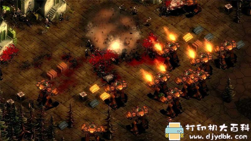 PC游戏分享:《亿万僵尸》v1.0.19中文学习版 配图 No.3