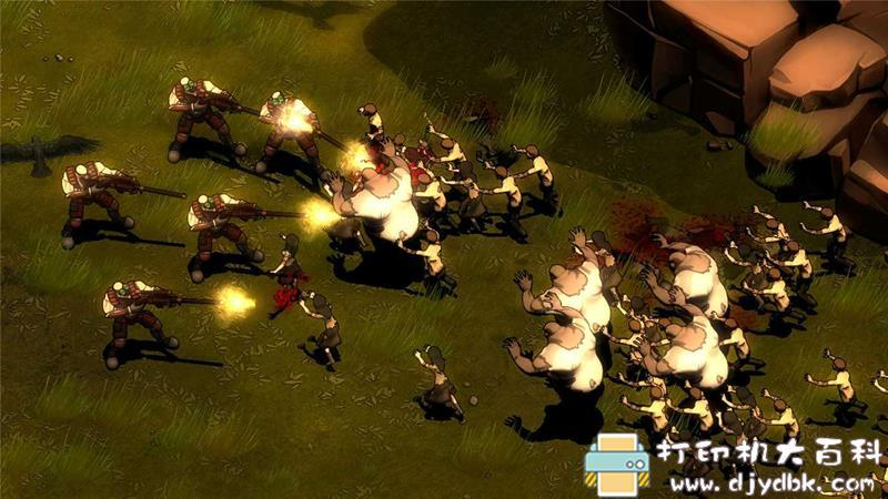 PC游戏分享:《亿万僵尸》v1.0.19中文学习版 配图 No.6