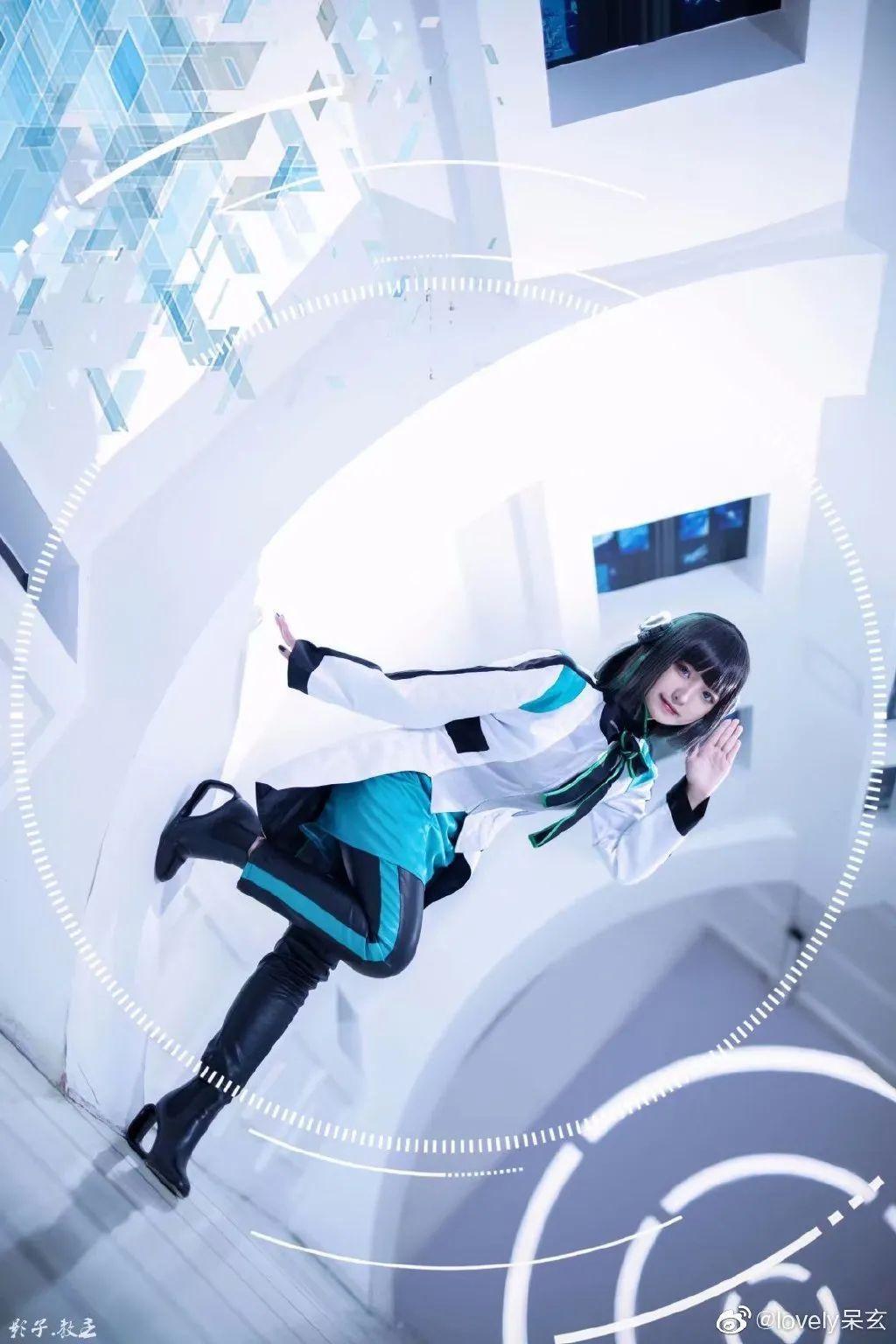 cosplay -《假面骑士零一》伊兹(@lovely呆玄 )_图片 No.2