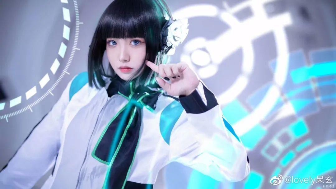 cosplay -《假面骑士零一》伊兹(@lovely呆玄 )_图片 No.4