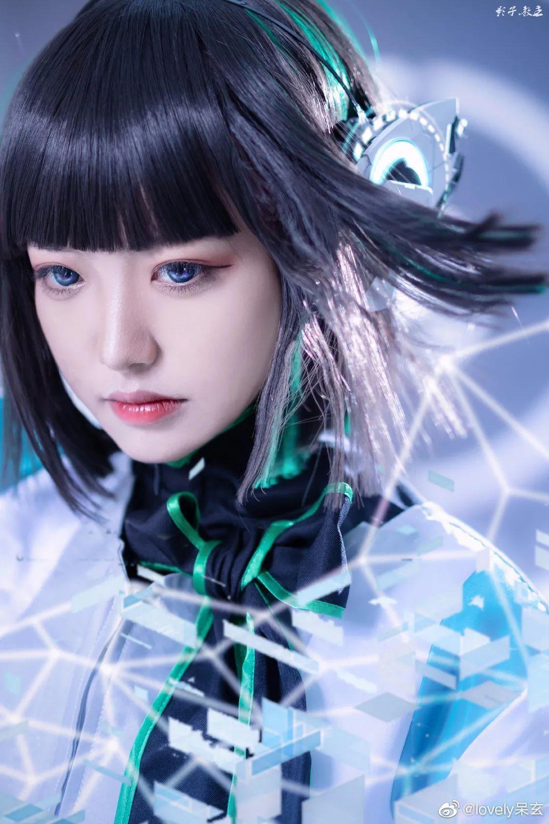 cosplay -《假面骑士零一》伊兹(@lovely呆玄 )_图片 No.9