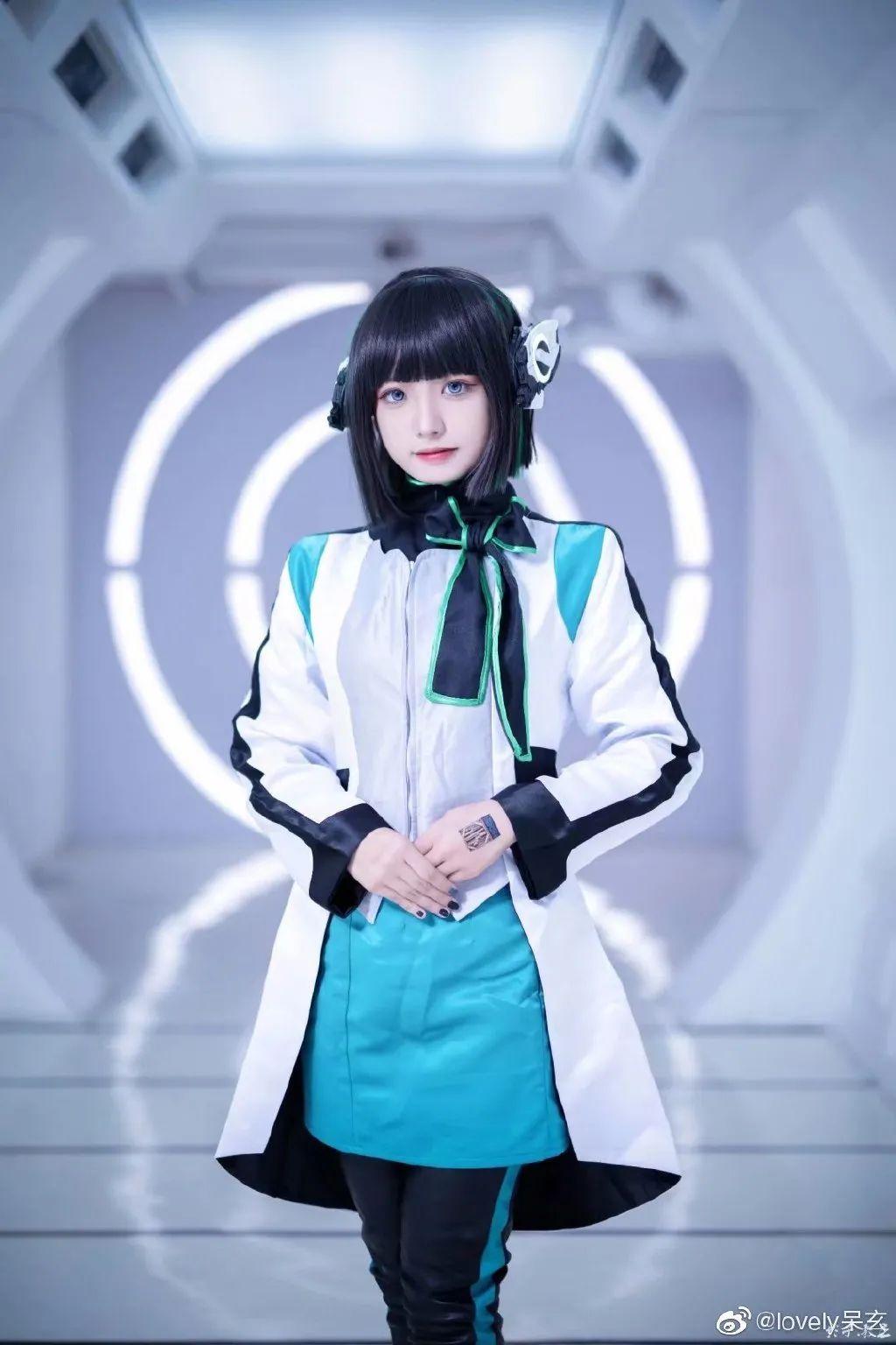 cosplay -《假面骑士零一》伊兹(@lovely呆玄 )_图片 No.10