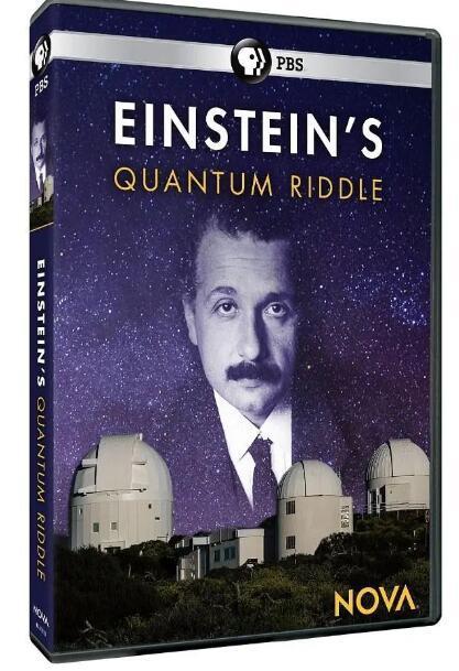 【英语中英字幕】PBS科学探秘纪录片:爱因斯坦难解的量子之谜 Einstein's Quantum Riddle (2018) 全1集 高清720P图片