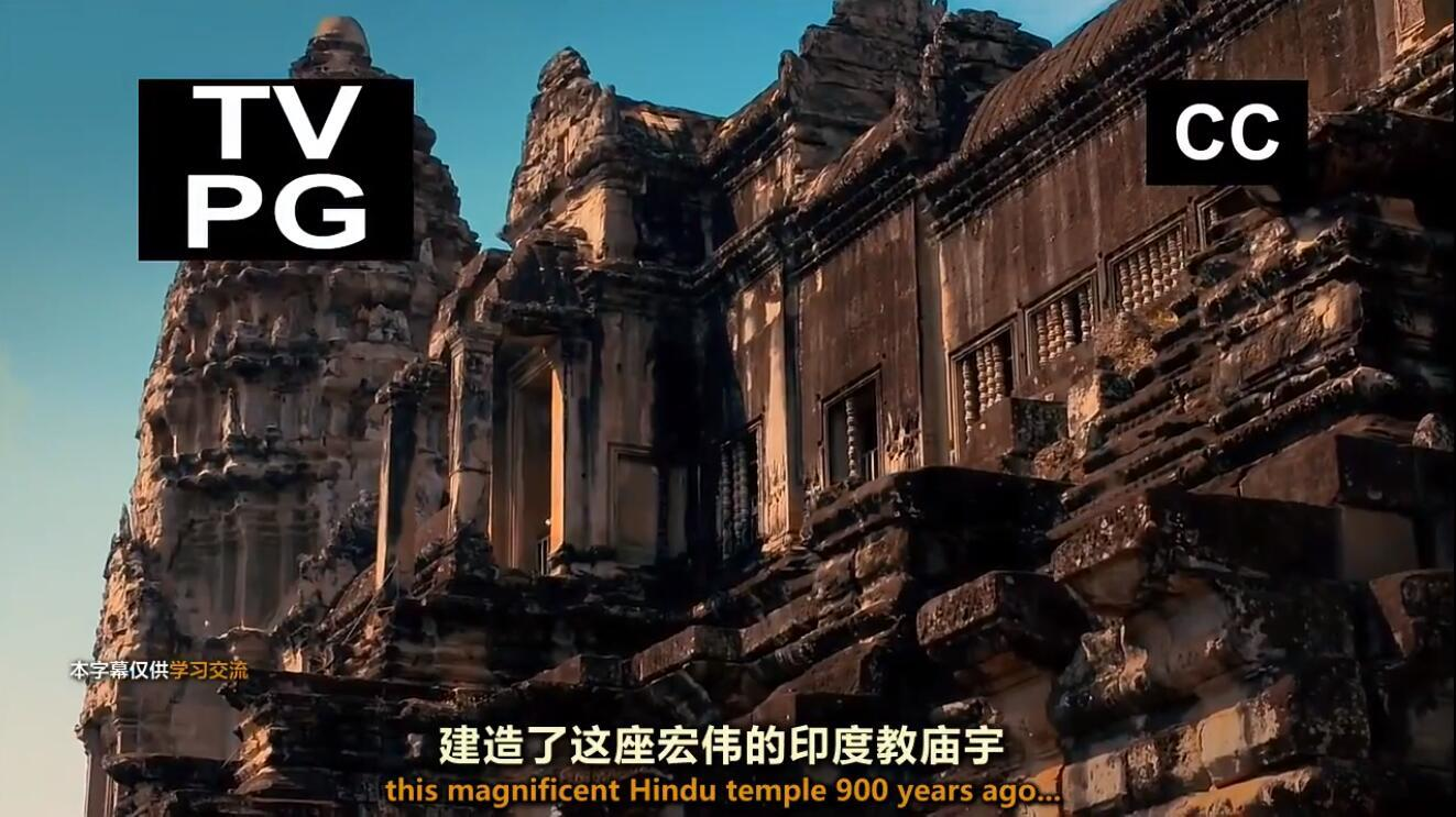 【英语中英字幕】发掘系列:丛林庙宇吴哥窟 Unearthed: Lost Temple of the Jungle (2017) 全1集 高清720P图片