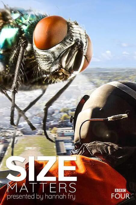 【英语中英字幕】科幻纪录片:尺寸迷思(又名大小很重要) Size Matters (2018) 全2集 高清1080P图片