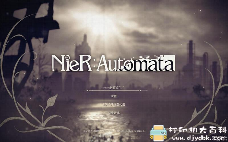PC游戏分享:Nier Automata (尼尔:机械纪元)v1.1 配图 No.2