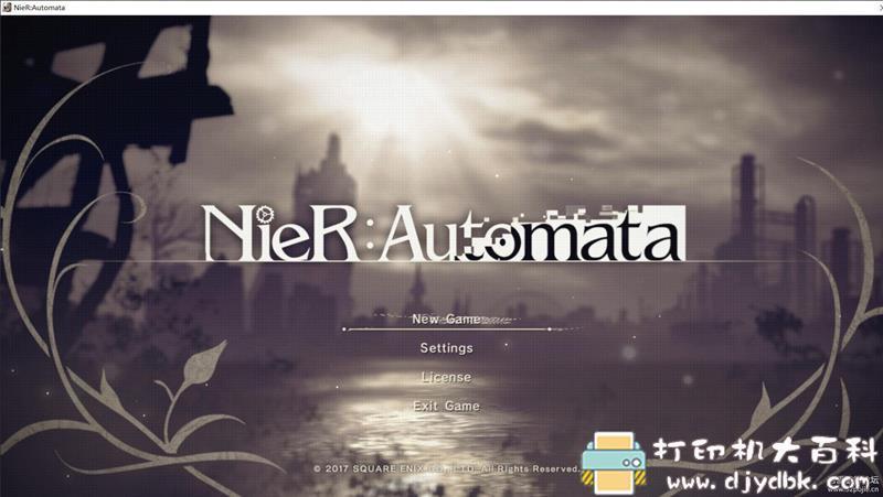 PC游戏分享:Nier Automata (尼尔:机械纪元)v1.1 配图 No.9