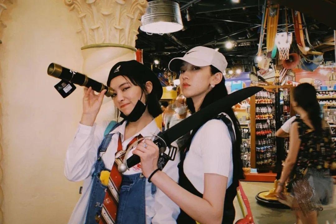 妹子写真 – 许佳琪 × 刘令姿,有认识这两位的嘛?_图片 No.20