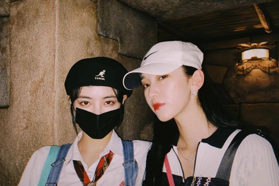 妹子写真 – 许佳琪 × 刘令姿,有认识这两位的嘛?_图片 No.25
