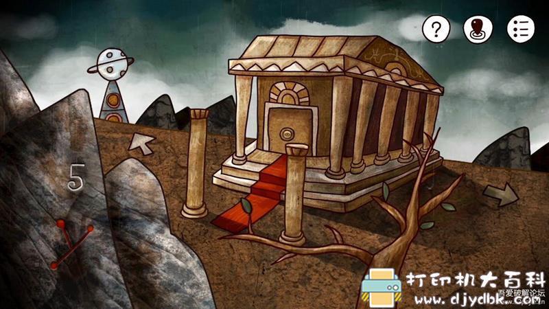 PC游戏分享:【冒险解谜】《迷失岛1》免安装中文版 配图 No.2