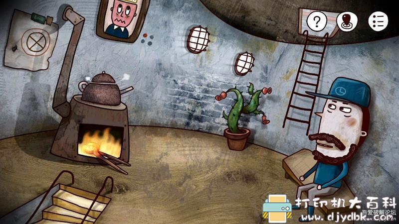 PC游戏分享:【冒险解谜】《迷失岛1》免安装中文版 配图 No.4