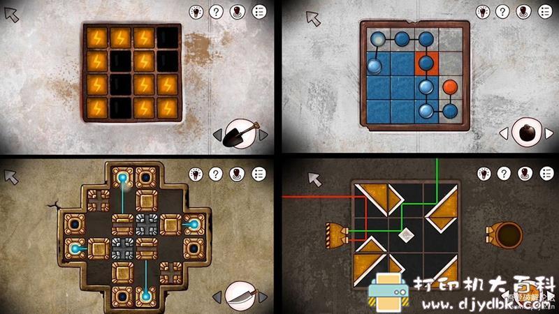 PC游戏分享:【冒险解谜】《迷失岛1》免安装中文版 配图 No.5