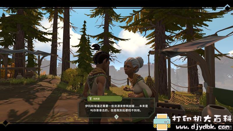 PC游戏分享:【生存冒险】pine (松林世界) v.build13 41599 配图 No.3