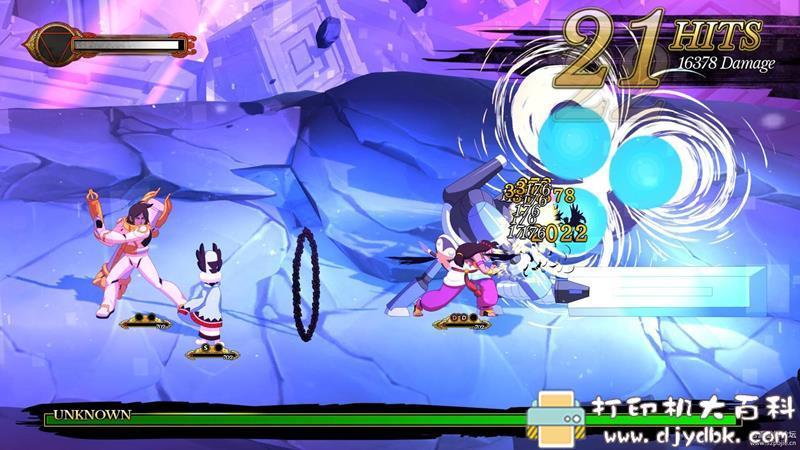 PC游戏分享:Indivisible (密不可分)v.42940_(39232) 配图 No.5