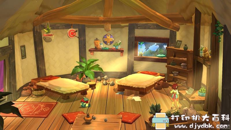 PC游戏分享:Indivisible (密不可分)v.42940_(39232) 配图 No.7