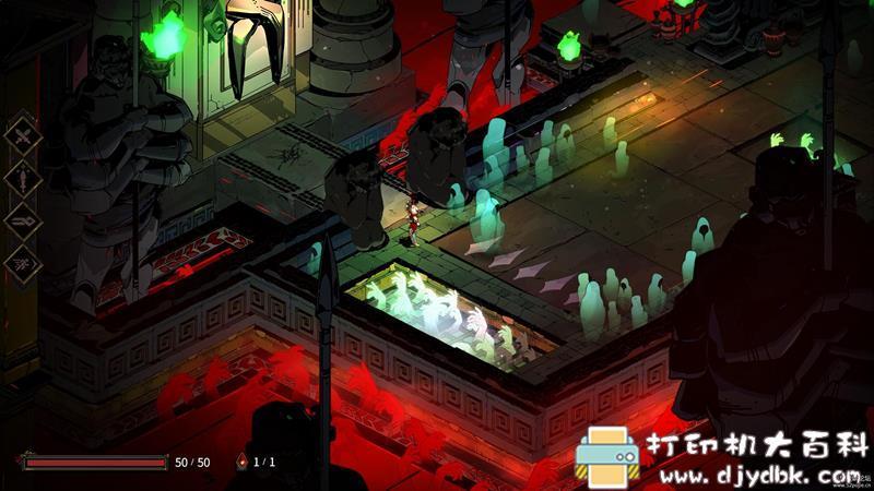 PC游戏分享:《哈迪斯:地狱之战》v1.36211 中文硬盘整合版 (含修改器) 配图 No.7