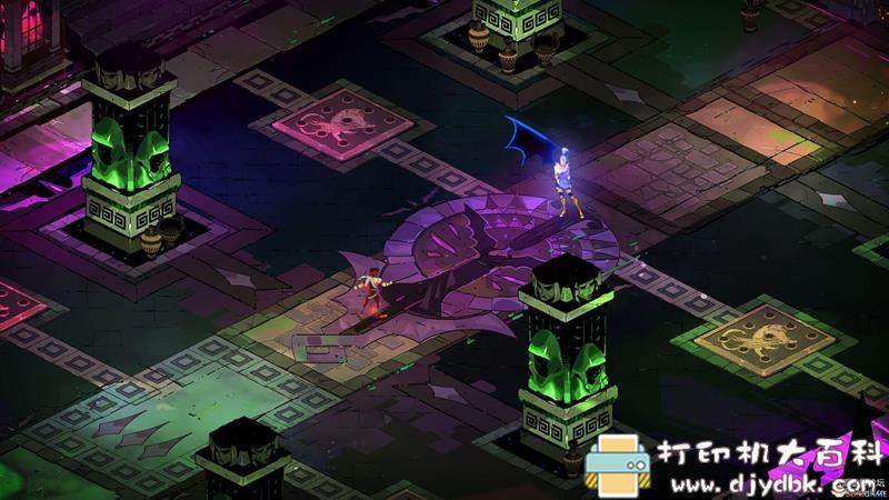 PC游戏分享:《哈迪斯:地狱之战》v1.36211 中文硬盘整合版 (含修改器) 配图 No.8