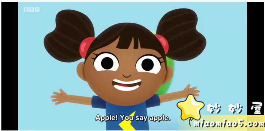 幼儿英语启蒙动画:Yakka Dee 1-3季全,5分钟短片每集教学一个单词_图片 2