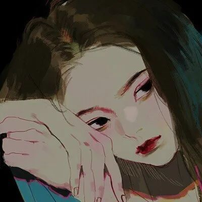 动漫头像精选,治愈又温柔_图片 No.18