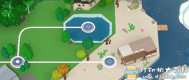 PC游戏分享:【模拟经营】Parkitect (游乐园建造师)v1.6a_(41102) +DLC 配图 No.4