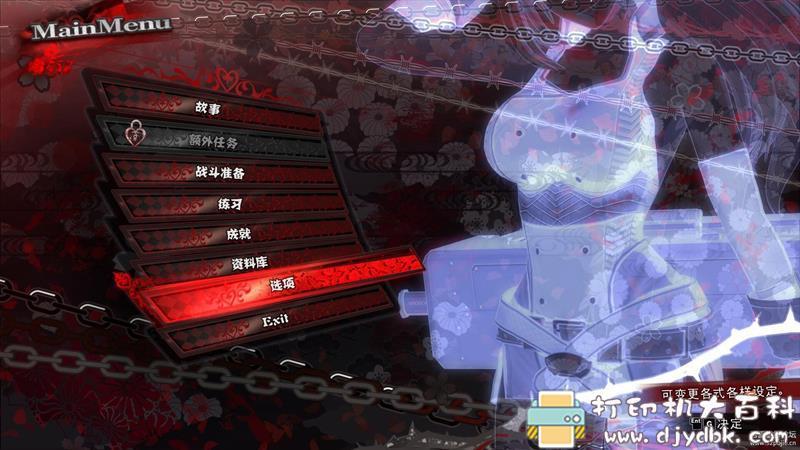 PC游戏分享:御姐玫瑰:起源 免安装中文版 动作ACT新游图片 No.1