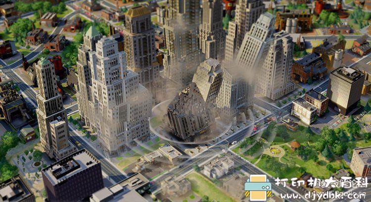 PC游戏分享:【模拟经营】某宝买的 模拟城市5未来之城中文版免steam送修改器存档 配图 No.2