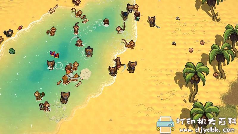 PC游戏分享:【沙盒冒险】《岛屿幸存者》免安装v1.1绿色中文版[468M] 配图 No.1