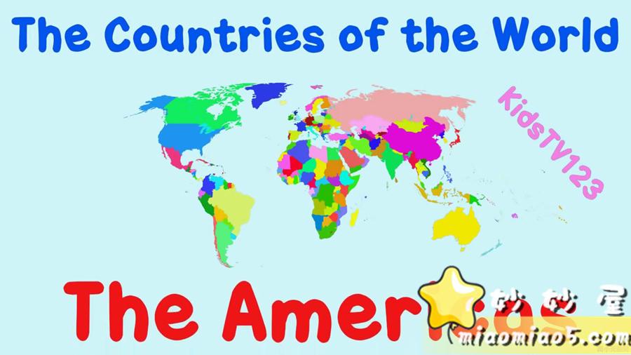 国外儿童自然拼读入门动画:KidsTV123 总共100多个视频 高清图片 No.1