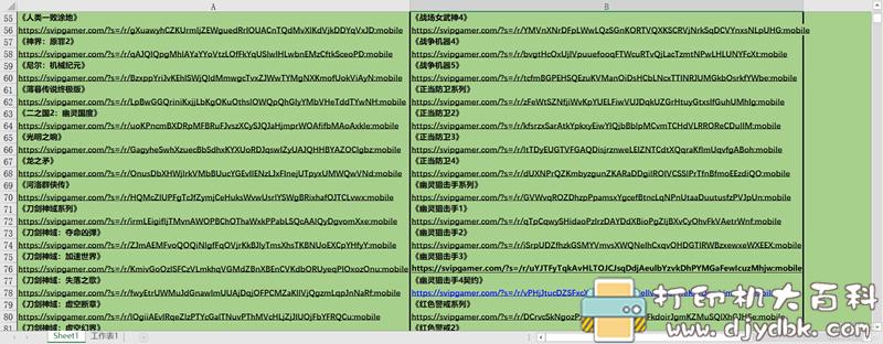 PC游戏福利包:上千个单机游戏链接excel表(包含各种3A游戏) 配图 No.6