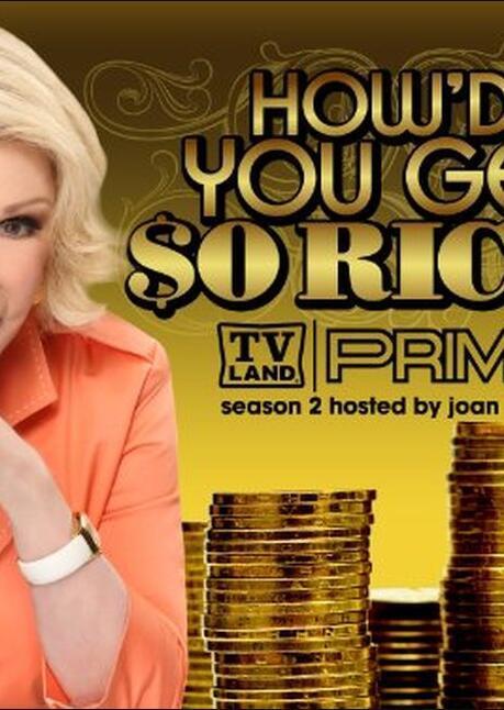 【英语中字】美国真人秀节目:致富之道 第一季 How'd You Get So Rich Season 1 (2017) 全6集 高清720P图片 No.1