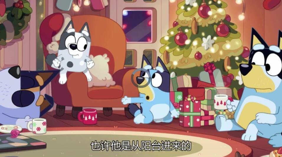 儿童英语启蒙动画:布鲁伊一家(Bluey) 第1季+第2季 (中文、英文字幕版+mp3等)超全合集图片 No.2