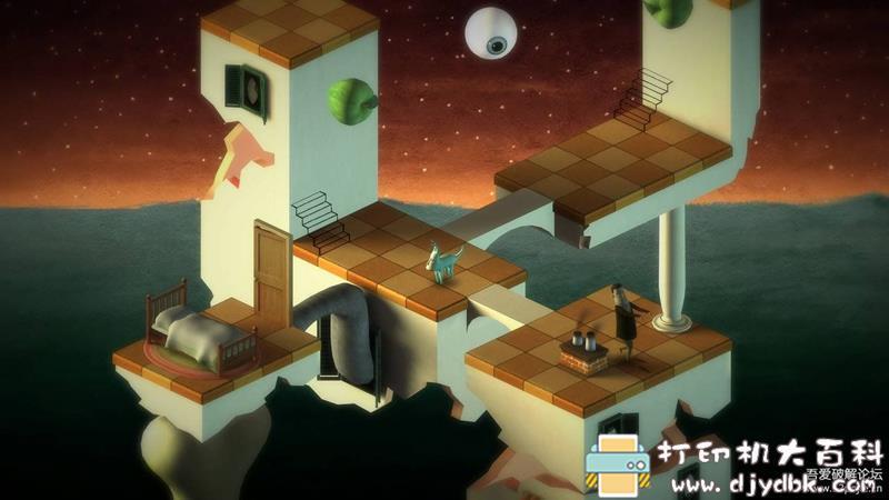 PC游戏分享:【冒险解谜】《梦游者》免安装中文版 配图 No.3
