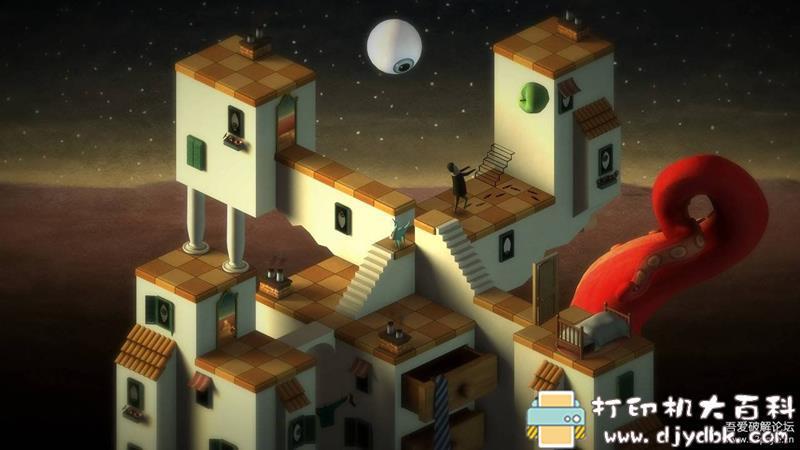 PC游戏分享:【冒险解谜】《梦游者》免安装中文版 配图 No.5