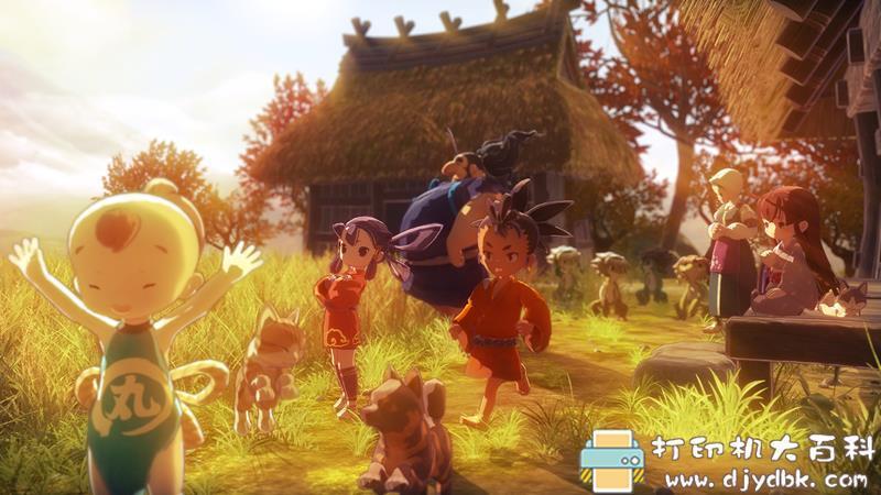 PC游戏分享:【和风】天穗之咲稻姬-更新V20201112(官中)图片 No.2