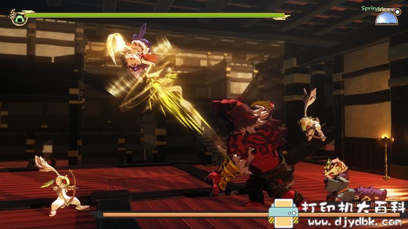 PC游戏分享:【和风】天穗之咲稻姬-更新V20201112(官中)图片 No.3